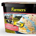 Product rendering: Ice cream carton