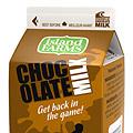 Product rendering: Milk carton
