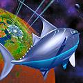 Cyber Tuna and Mars