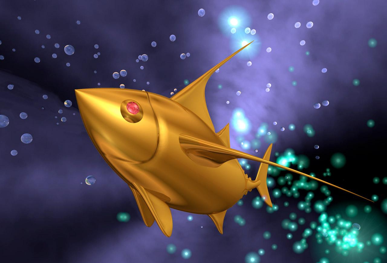 Cyber Tuna